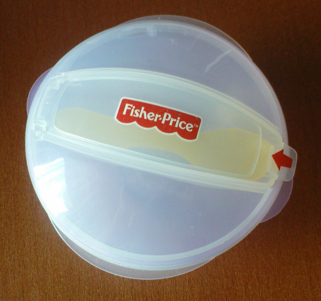 MISECZKA FISHER PRICE