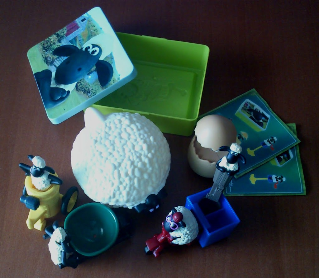 BARANEK SHAUN W HAPPY MEAL